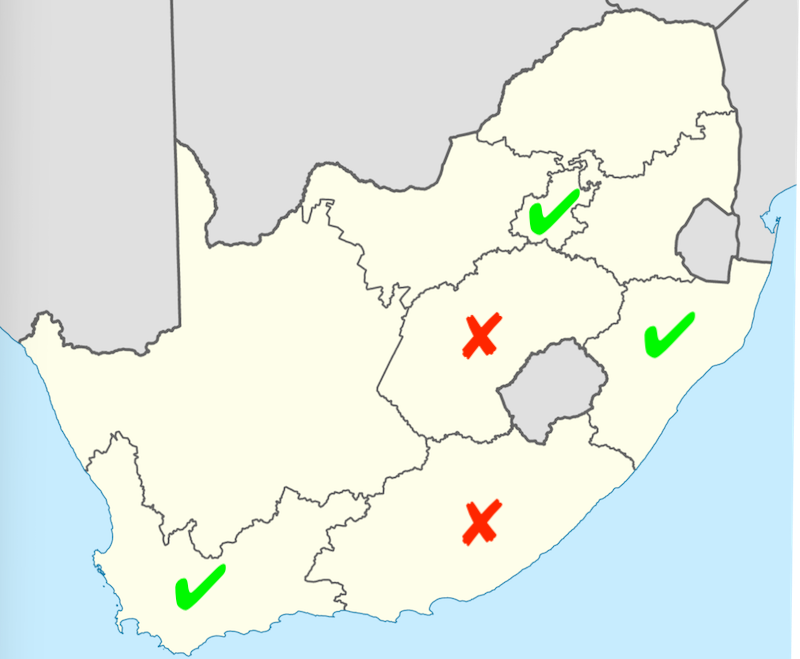 Where the jobs are in SA