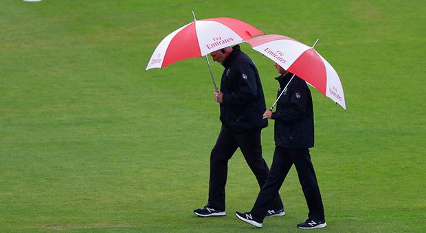 rain, umpires