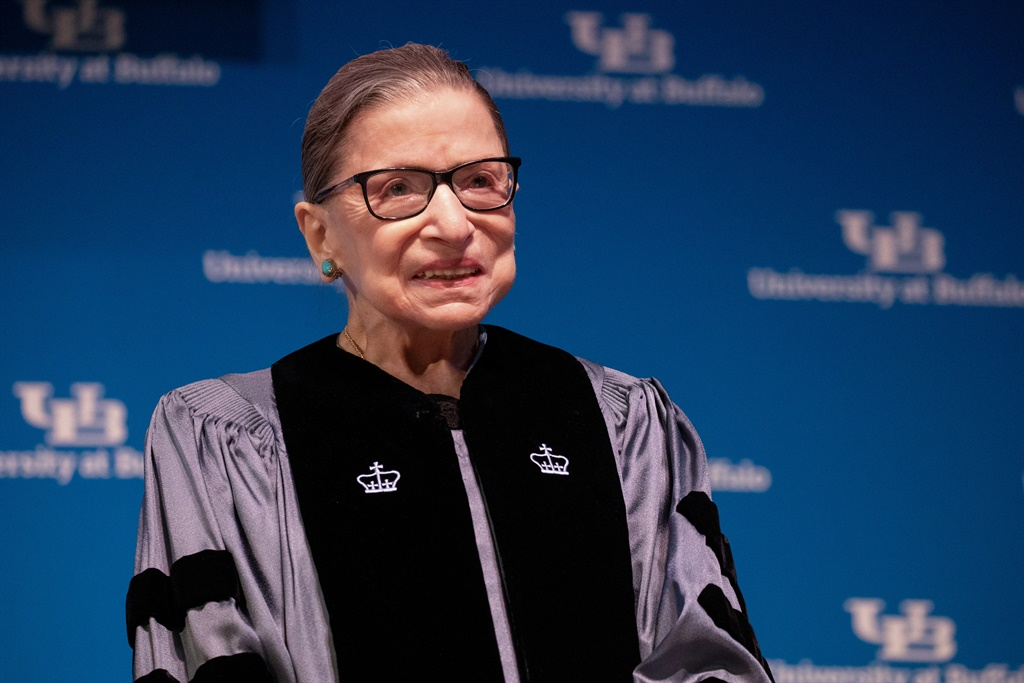 Judge Ruth Bader Ginsburg in August 2019.