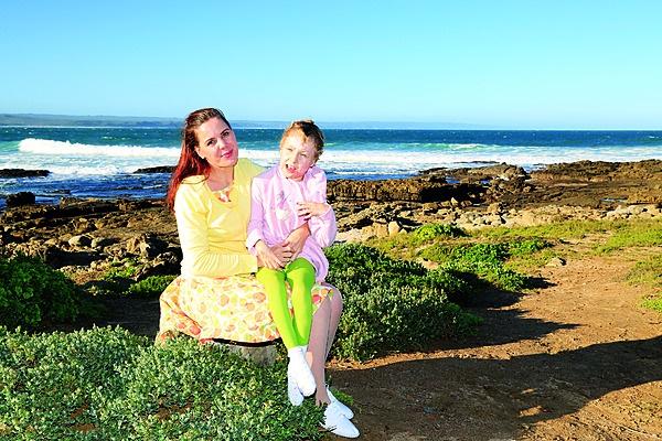 Pippie en haar ma, Anicè Kruger, op die vooraand v