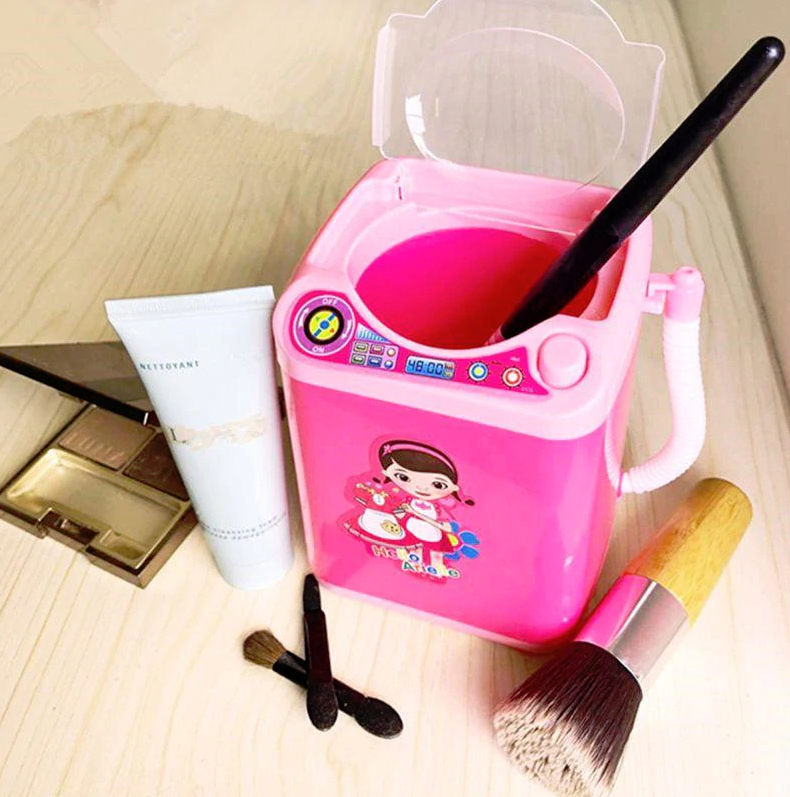 Washing Machine for your make up brushes.