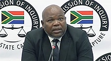 WATCH LIVE: Former NPA boss Mxolisi Nxasana to testify at state capture inquiry