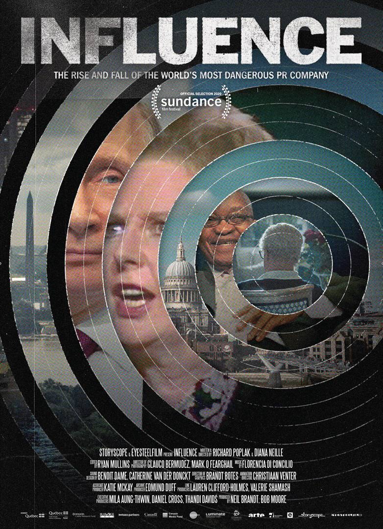 Influence, the much-anticipated South African documentary about notoriously amoral PR firm Bell Pottinger, opens locally this week