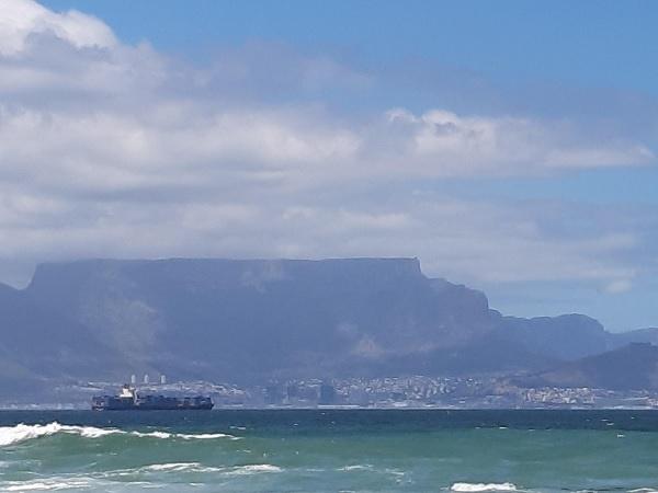skip, Kaapstad, hawe, vraghouers