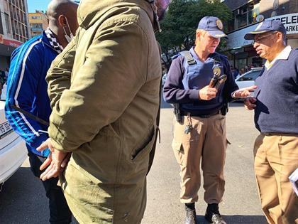 Cops, SAPS, JMPD