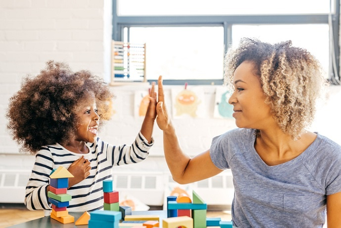 how can I teach my child to hold a conversation