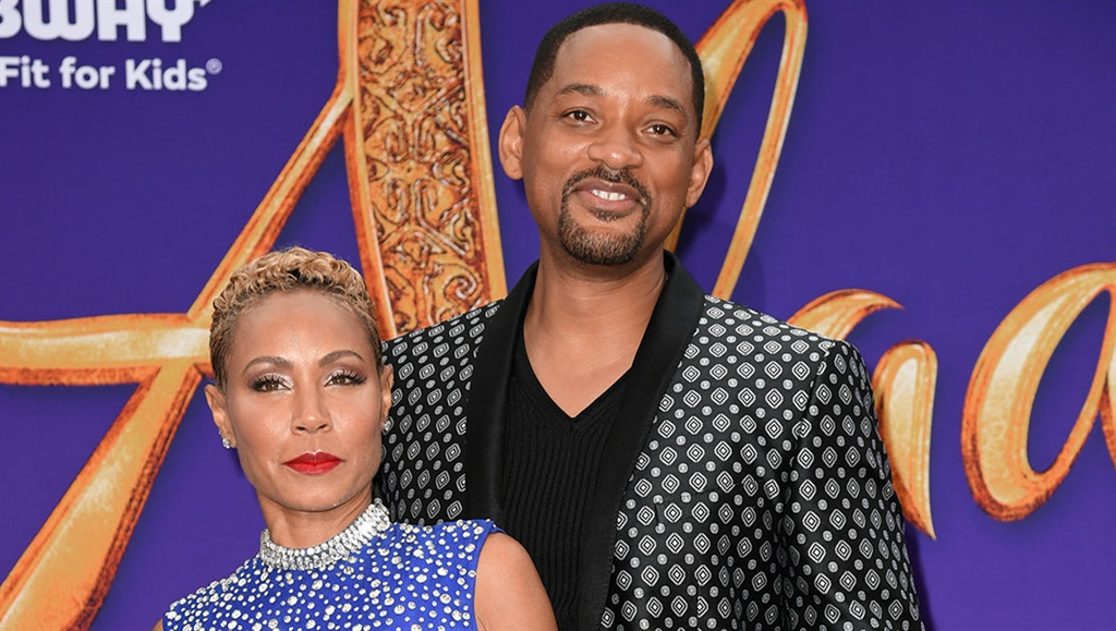 Jada Pinkett Smith and Will Smith attend the premiere of Disneys Aladdin at El Capitan Theatre on May 21, 2019 in Los Angeles, California. Photo by Kevin Winter/Getty Images