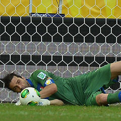Gianluigi Buffon (AFP)