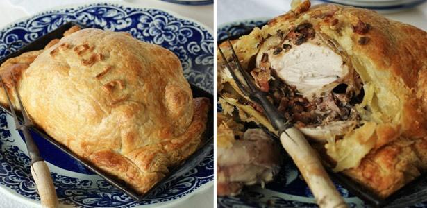 recipe, chicken, pie