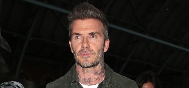 David Beckham. (PHOTO: Getty/Gallo Images)
