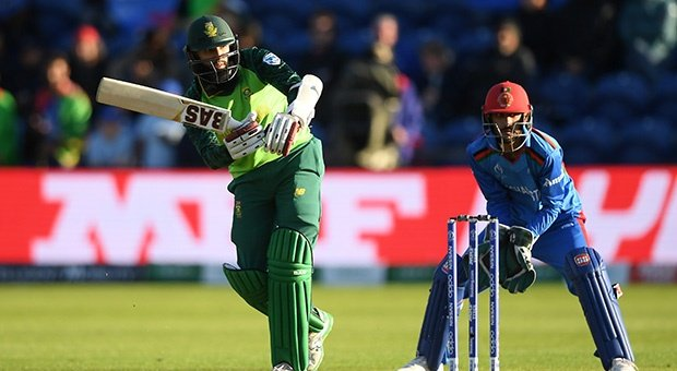 Hashim Amla against Afghanistan (Getty)