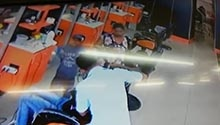 WATCH: CCTV footage shows boy swiping R10 000 cellphone from KZN barber