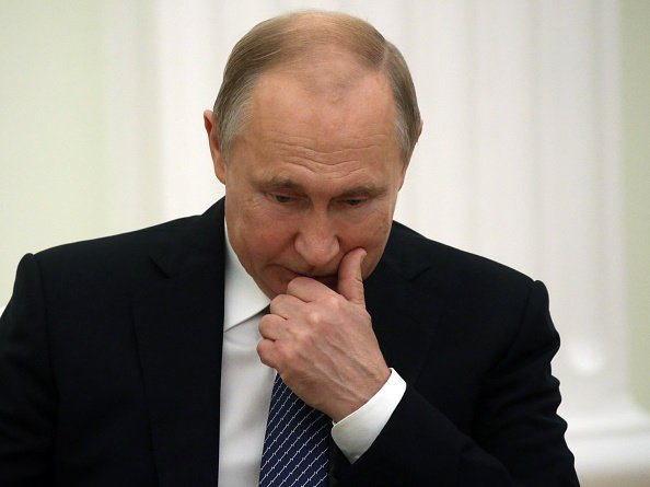 Russian President Vladimir Putin (Getty Images)