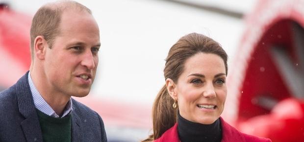 Duke and Duchess of Cambridge. (PHOTO: Getty/Gallo