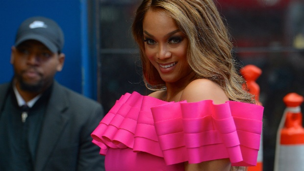 Tyra Banks to launch a beauty series