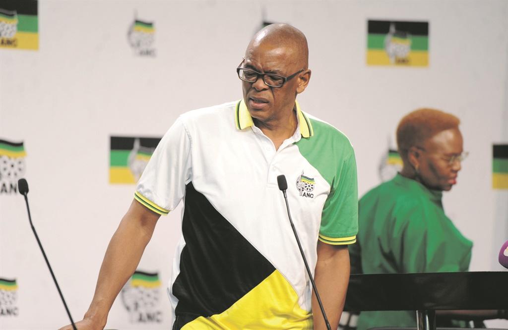 News24.com | ATC help Ngqulwana om 'buite die hof' met Magashule te skik