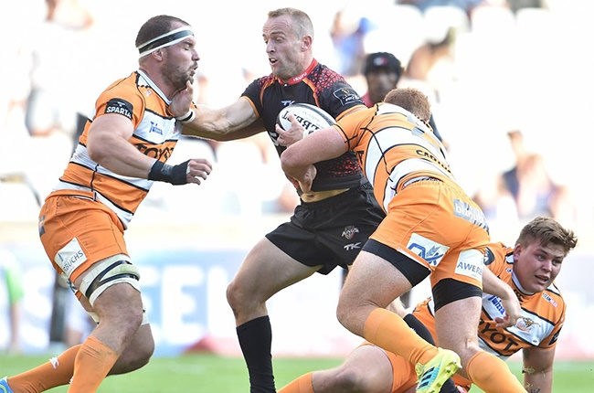 Sarel Pretorius in action for the Southern Kings against the Cheetahs in the PRO14. (Gallo Images)
