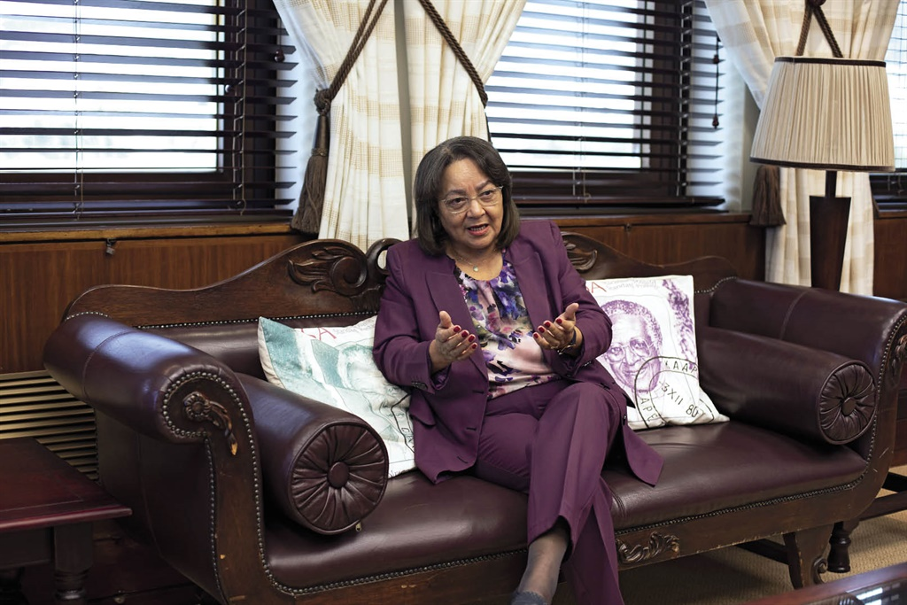 Patricia de Lille says NO to new furniture for ministers | City Press