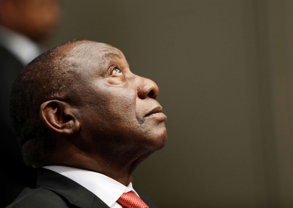 Ramaphosa seeks judicial review of corruption watchdog's charges