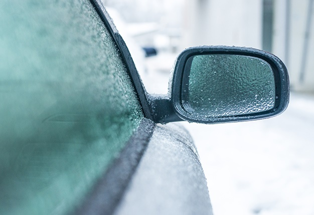 Windshield wipers on cold weather,?z