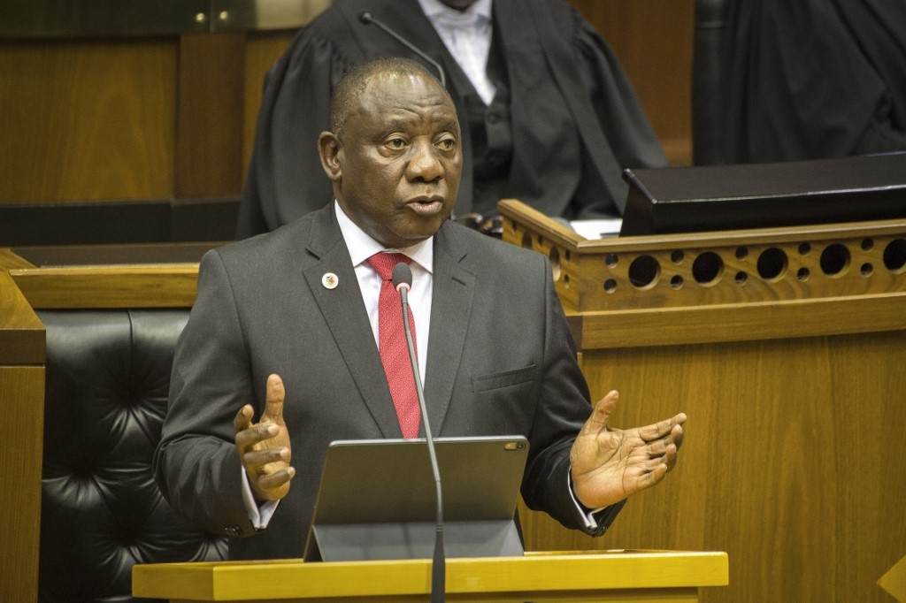 'Someone must wake the man up' - opposition parties unimpressed by Ramaphosa's SONA