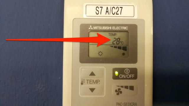28 Celsius