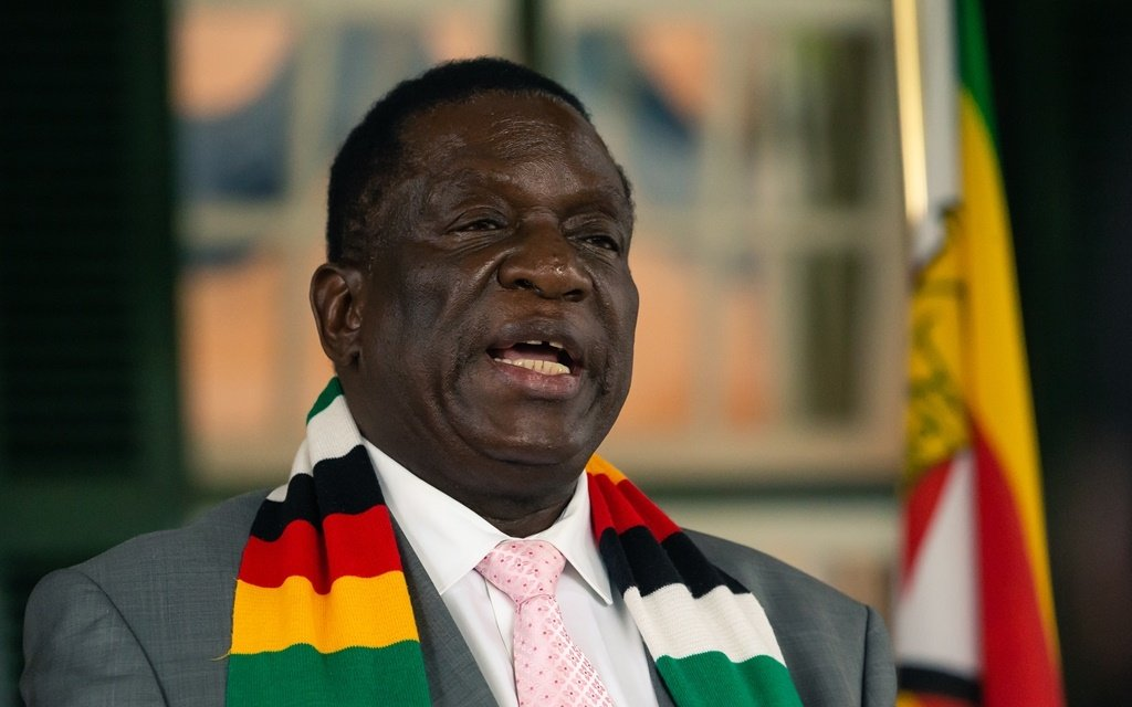 Zimbabwe President Emmerson Mnangagwa is at odds with a business tycoon who could help Zimbabwe.