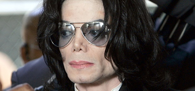 Michael Jackson. (Getty Images)