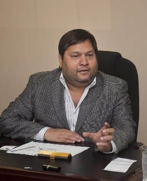 Ajay Gupta. (Photo: Getty/Gallo Images)