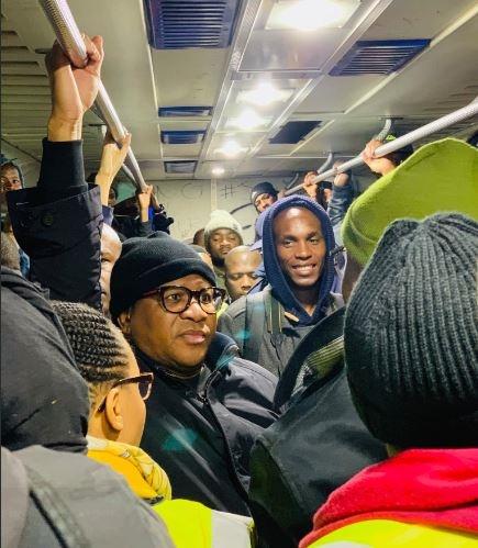 Mbalula het 100 dae om die spoorwegstelsel te moderniseer - News24
