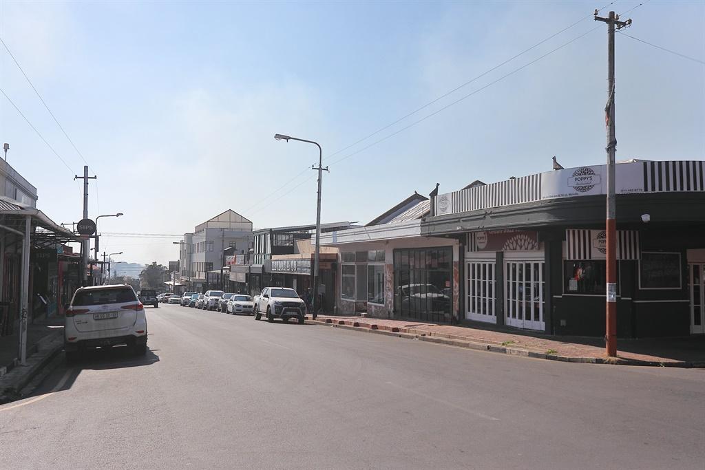 Restuarante in Johannesburg