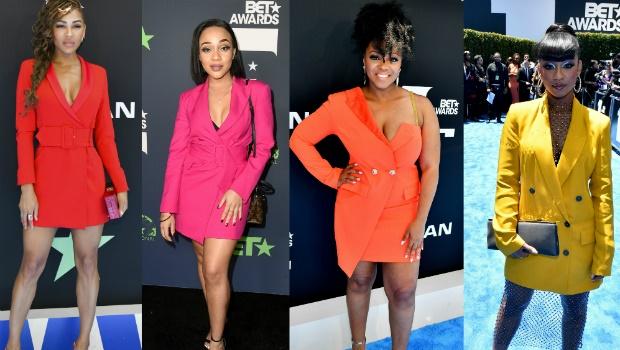 Blazer dress is so 2019