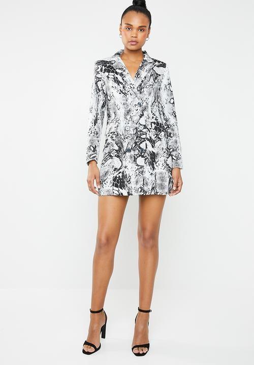 blazer dress trend