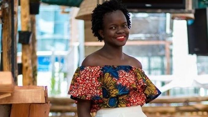 Kenyan Shiyenze Khasoha