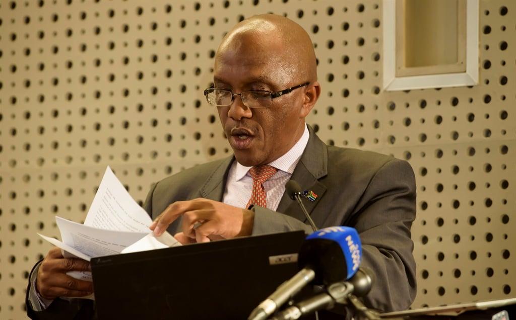 Auditor-General Kimi Makwetu. Picture: Gallo Images / Beeld / Lisa Hnatowicz