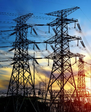 An electricity pylon (iStock).