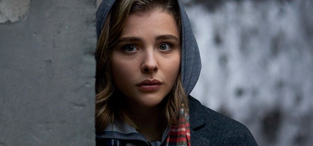 Chloë Grace Moretz in a scene from 'Greta.'