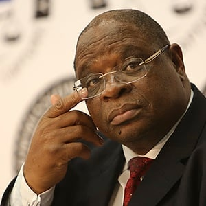 The chairperson of the commission of inquiry into state capture, Deputy Chief Justice Raymond Zondo.