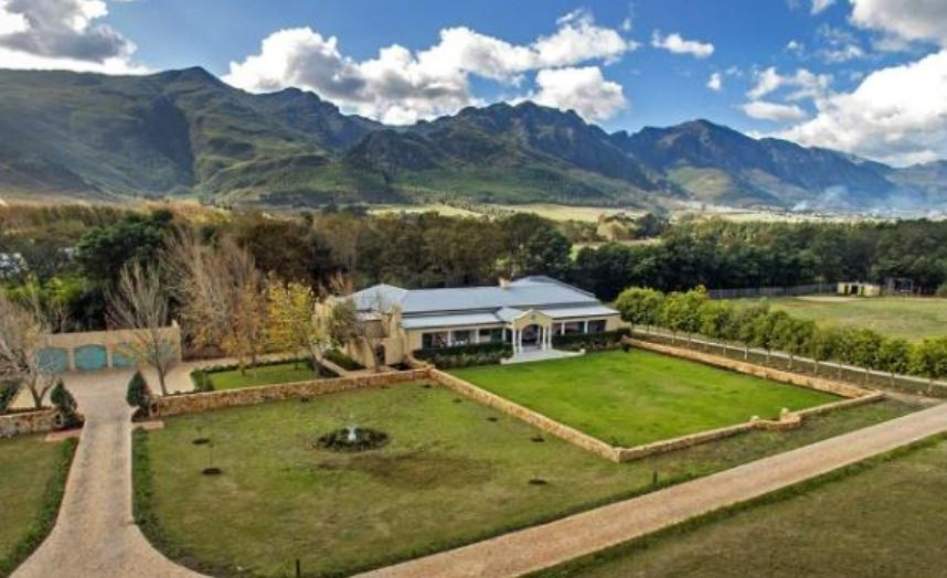 There are now more millionaires in Stellenbosch and Paarl than in the whole of Pretoria
