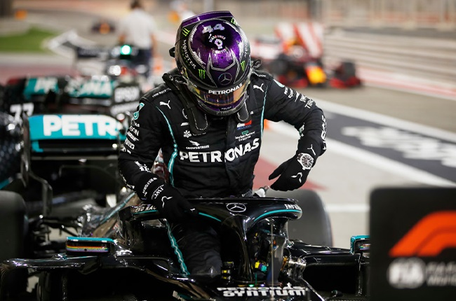 New track record! Lewis Hamilton on pole for 2020 Bahrain GP after stunning final lap - News24