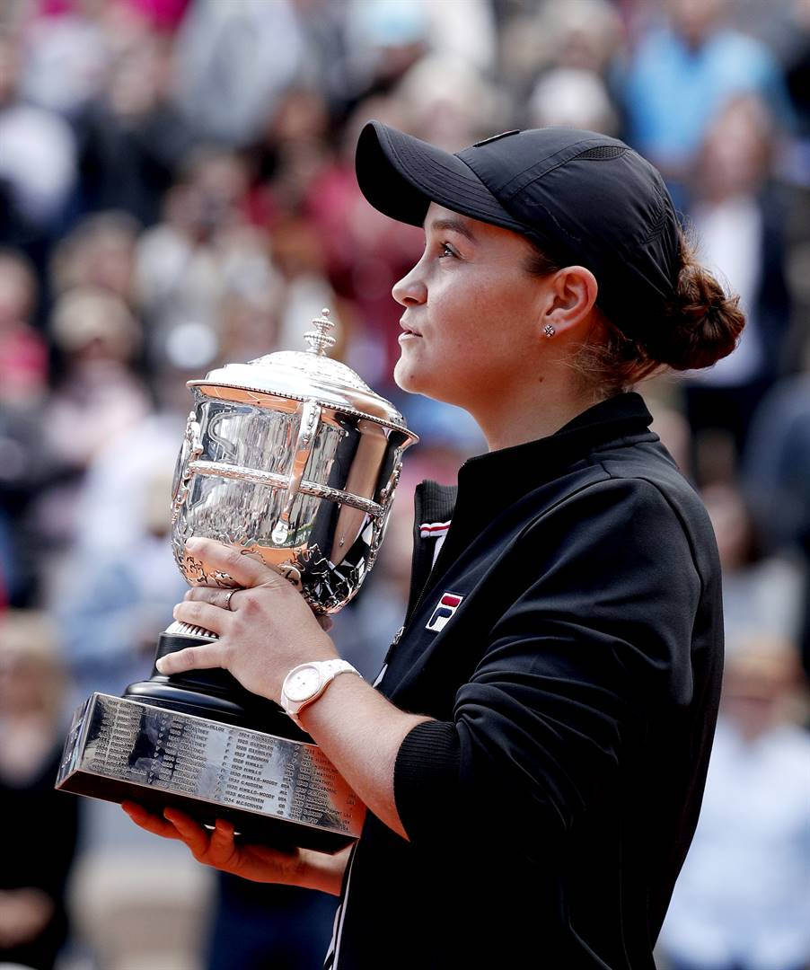FRESH Fresh from winning the French Open, Australian Ashleigh Barty is one of the favourites at the Wimbledon Championships that start tomorrow