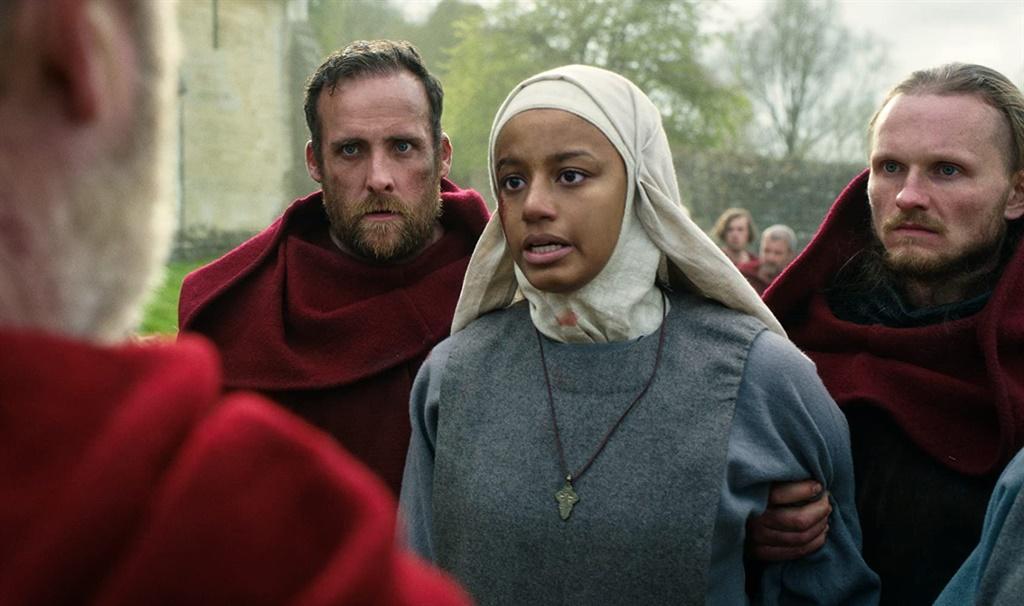 Shalom Brune-Franklin as Morgana. Foto: Netflix
