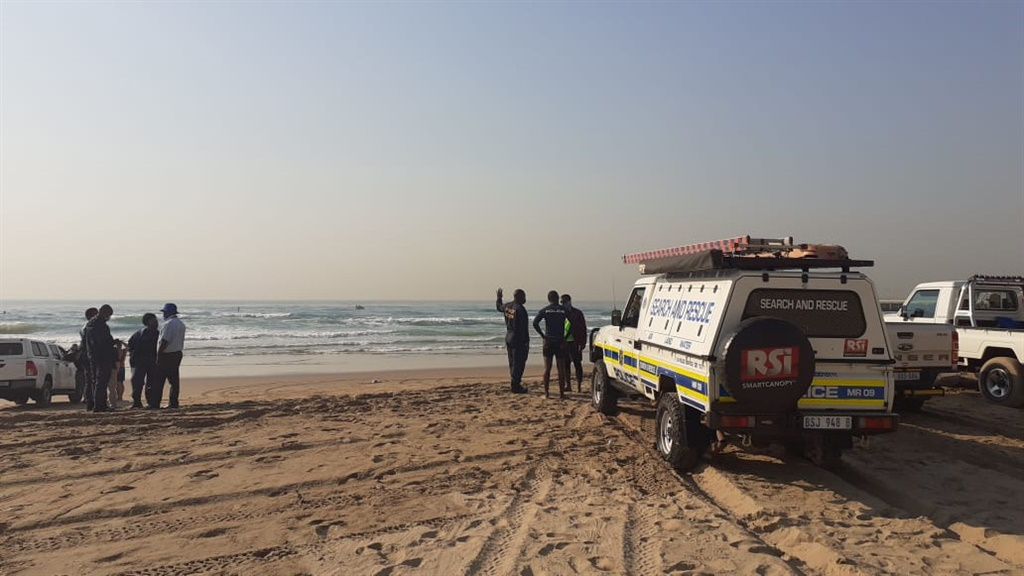Search on for fisherman washed out to sea at Durban beach - News24