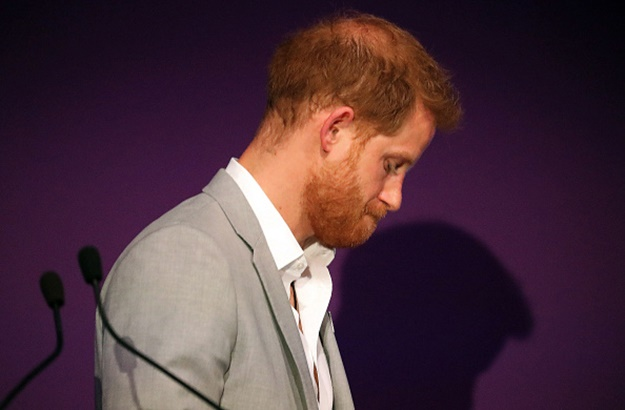 Prince Harry is urging everyone to embrace the title of mentor.