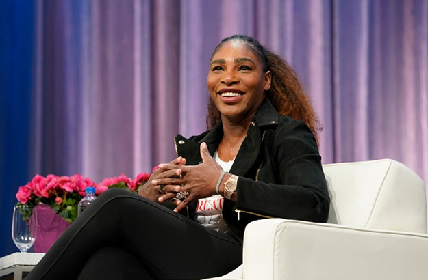 Serena Williams admits she doesn't quite have parenting down yet.