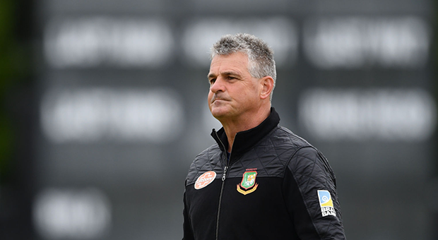 Bangladesh part ways with coach Steve Rhodes