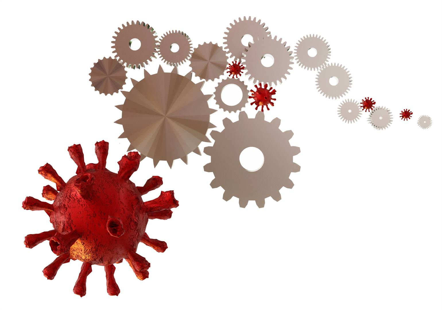 The Covid-19 coronavirus has changed the world and businesses need to adapt to survive. Picture: iStock/Gallo Images