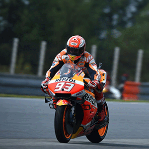 Sport24.co.za | Champion Marquez seeks to seal Triple Crown in Malaysia