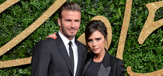 Victoria and David Beckham (PHOTO: Getty/Gallo Images)
