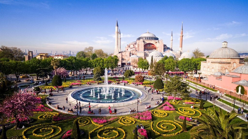 Hagia Sophia was a Greek Orthodox Christian patriarchal cathedral, later an Ottoman imperial mosque and now a museum (Ayasofya Müzesi) in Istanbul, Turkey. Picture: iStock